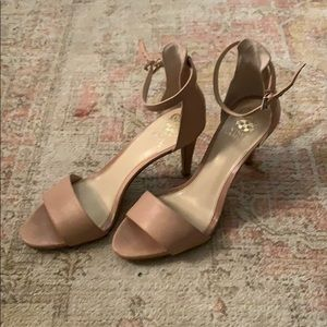 Vince Camuto Ankle-Strap Heel